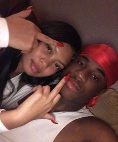 ♡jam through the pain babes♡ Couple Goals Relationships, Relationship Pictures, Relationship Goals Pictures, Couple Relationship, Black Love Couples, Cute Couples Goals, Dope Couples, Parejas Goals Tumblr, Black Love