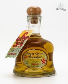 Roger Clyne's Mexican Moonshine Tequila. Great music Great Tequila