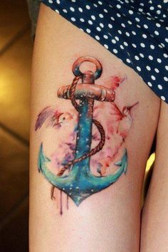 anchor #watercolors #stunning #musthaves