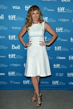 "Connie Britton at the ""This Is Where I Leave You"" press conference - TIFF Fashion"