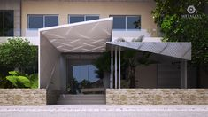 PERGOLA - ΠΕΡΓΚΟΛΑ Perforated Aluminum pergolas and awnings with unique patterns for commercial or residential use. Metalaxi Innovative Architectural Products. www.metalaxi.com Life is in the details. Aluminum Awnings, Aluminum Pergola, Safety Glass, Sky And Clouds, Galvanized Steel, Solar Panels, Night Light, Canopy, Entrance