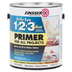 Zinsser Cover Stain Interior/Exterior High Hiding Oil-Based Wall and Ceiling Primer (Actual Net Contents: oz) at Lowe's. Zinsser® Cover Stain® is an all-purpose oil-based stain-killing primer-sealer. Interior Barn Doors, Interior And Exterior, Interior Design, Interior Paint, Diy Barn Door Plans, Waverly Chalk Paint, Stained Kitchen Cabinets, Wet Bars, Mold And Mildew