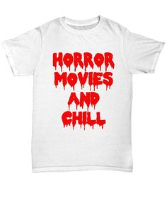 e994e8cf Horror Movie T-shirt Scary Halloween Michael Myers Movie Fan Friend Gift  Funny Film Present Tee