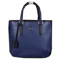 Louis Vuitton Cruise 2015 Smooth Leather Tote Bags M96288 Royal - $229.00