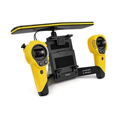 Parrot Bebop Skycontroller Yellow drone reviews
