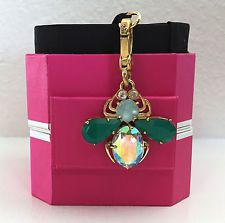 New Authentic Juicy Couture Love Bug Charm YJRU6475 $42