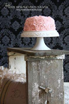 Birthday Cake Smash Cake
