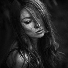 BW of Michelle by Marco Gressler - Photo 141550315 - 500px.  #bokeh #nikon #black #dark #freckles #redhead #reddish #reddishbrown #portraiture #portrait #girl #beauty #eyes #strong #beautiful #woman #headshot #model #face #monochrome #hair #gorgeous #blackandwhite #augsburg #münchen #muc #munich #stuttgart