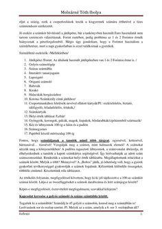 Molnárné Tóth Ibolya Reflexió a matematika órához. Pdf, Teaching, Education, Onderwijs, Learning, Tutorials