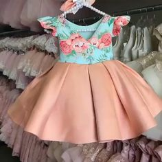 Leila Dress   Shop  ittybittytoes.com  We Ship Worldwide ✈️ittybittytoes