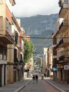 When living in Javea, spent much time in Denia, Spain traveling back roads, by Jesus Pobre & Monto for the short trip.