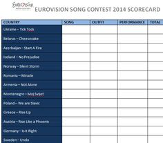 eurovision list of uk entries