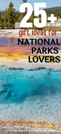 Looking for unique gift ideas for the national park lover in your life? I've brought together more than 25 great national parks gifts that are perfect for the holidays, birthdays, anniversaries, and more. These are ideal for anyone in your life who loves the great outdoors and our national parks. California National Parks, National Parks Usa, Grand Canyon National Park, Get Outdoors, The Great Outdoors, National Park Gifts, Park Service, Family Adventure, Have Fun