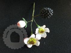 mora: Flores de azúcar módulo PME en La tienda Americana