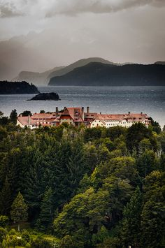 I would love to stay at the Hotel Llao Llao, Bariloche, Argentina. #ViventuraPinYourWayToSouthAmerica
