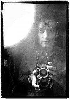 Self-portrait, Richard Avedon