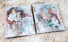 LikeArtStudio by Ola Khomenok: mixed media