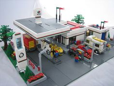 Octan Gas Station | Running low on gas? Take a quick trip on… | Flickr