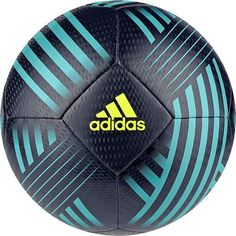 8cb350607f Adidas Nemeziz Glider Soccer Ball Blue Black - Team Sports