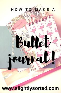 Bullet journaling for beginners - here are the very basics you need to know!