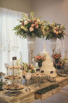 http://vestidadenoiva.com/casamento-juliana-eduardo/ #weddingdecoration