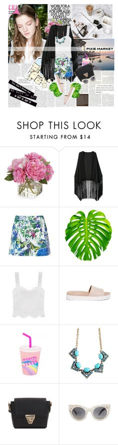 """""""pixie market"""" by stelladrmwn ❤ liked on Polyvore featuring Christian Dior, Diane James, Alice McCall and pixiemarket"""