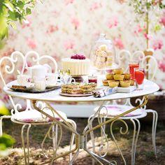 10 recept som passar till afternoon tea