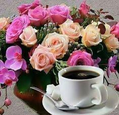 Create your own photo montage meme generator on Pixiz. Good Morning Cards, Good Morning Coffee, Good Morning Friends, Good Morning Greetings, Good Morning Wishes, Coffee Break, I Love Coffee, My Coffee, Brown Coffee