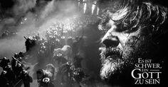 Ab 3.9. im Kino! ES IST SCHWER EIN GOTT ZU SEIN.  Aleksei German   Hard to be a god   Trudno byt' bogom - www.schwergottzusein.de