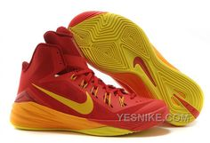"""outlet store 7f457 d7f75 Shop Nike Hyperdunk 2014 """"Spain"""" University Red University Gold-Team Red  Super Deals black, grey, blue and more."""