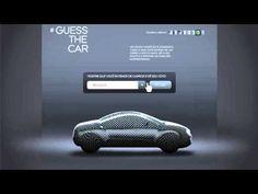 Peugeot #GUESS THE CAR Case Study #socialmedia