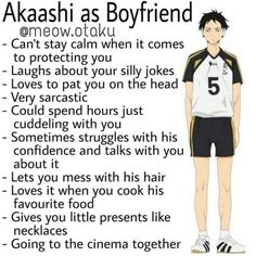 He´s like me but he´s male Haikyuu Akaashi, Akaashi Keiji, Haikyuu Funny, Haikyuu Fanart, Boyfriend Best Friend, Anime Boyfriend, Your Boyfriend, Anime Boys, Hot Anime Guys