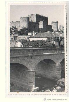 castillo arenas de san pedro foto antigua - Buscar con Google: