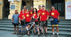 Hanoi bicycle tour in the morning - Private Tour. Waking up early and riding a bike around Hanoi is an exciting activity that you will not want to miss.