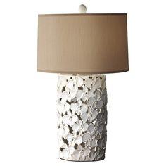 Fleur Ceramic Table Lamp