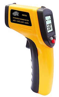 OnlineDo Temperature Gun Non-contact Digital Laser Infrared Ir Thermometer to ~ Instant-read Handheld, battery Included