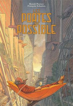 Schuiten comics cover The Gates of the Possible