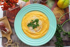 """Piureul de ciorba de iarna """"Turnip"""" 0 Hummus, Ethnic Recipes, Food, Homemade Hummus, Meal, Essen, Hoods, Meals, Eten"""