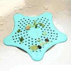 2017 New 1Pc Star Shape Plastic Kitchen Mint Plan Bath Show ₪10