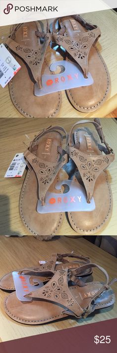 Sandals Brand new roxy sandals Roxy Shoes Sandals