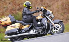 2017 Harley-Davidson Ultra Limited First Ride Review