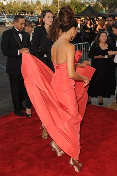 Eva Longoria Photos: 2011 NCLR ALMA Awards - Red Carpet