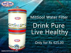 Purify water without wasting energy.