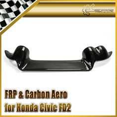 75.00$  Buy here - http://alieh0.worldwells.pw/go.php?t=32772304494 - Car-styling FRP Fiber Glass Dash Mount Gauge Pod (RHD) For Honda Civic FD2 BYS