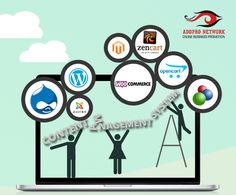 Content Management System is a computer application which facilitated to create and manage digital content. we have cms tools like wordpress, magento.