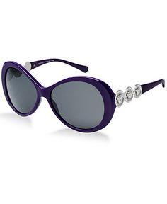 Versace Sunglasses Purple