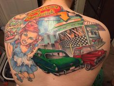 drive in tattoo - חיפוש ב-Google