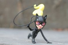 Polly Pocket SDCC 2012 Catwoman - http://www.tutorfrog.com/polly-pocket-sdcc-2012-catwoman/  #Toys #cooltoys