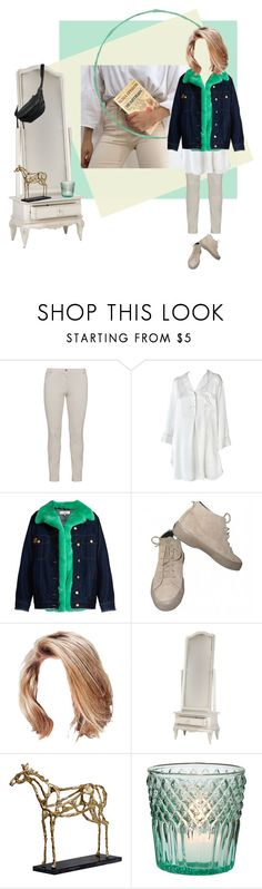 """Heartburn in fresh green"" by silviatanav ❤ liked on Polyvore featuring Steilmann, kumi kookoon, Natasha Zinko, Superga, Shabby Chic, Bungalow 5, Cultural Intrigue and Yvonne Koné"