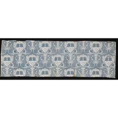 Furnishing fabric | Turnbull & Stockdale Ltd. | V&A. Furnishing fabric of printed cotton. Made in England, Great Britain. Made in 1909 by  Turnbull & Stockdale Ltd.